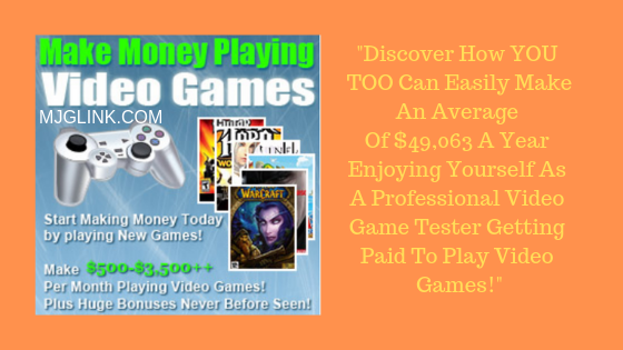 How To Get Paid Playing Video Games At Home Without A Degree